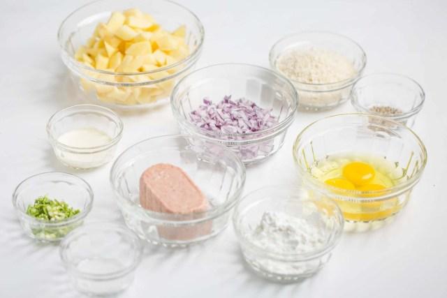 ingredient of Korokke